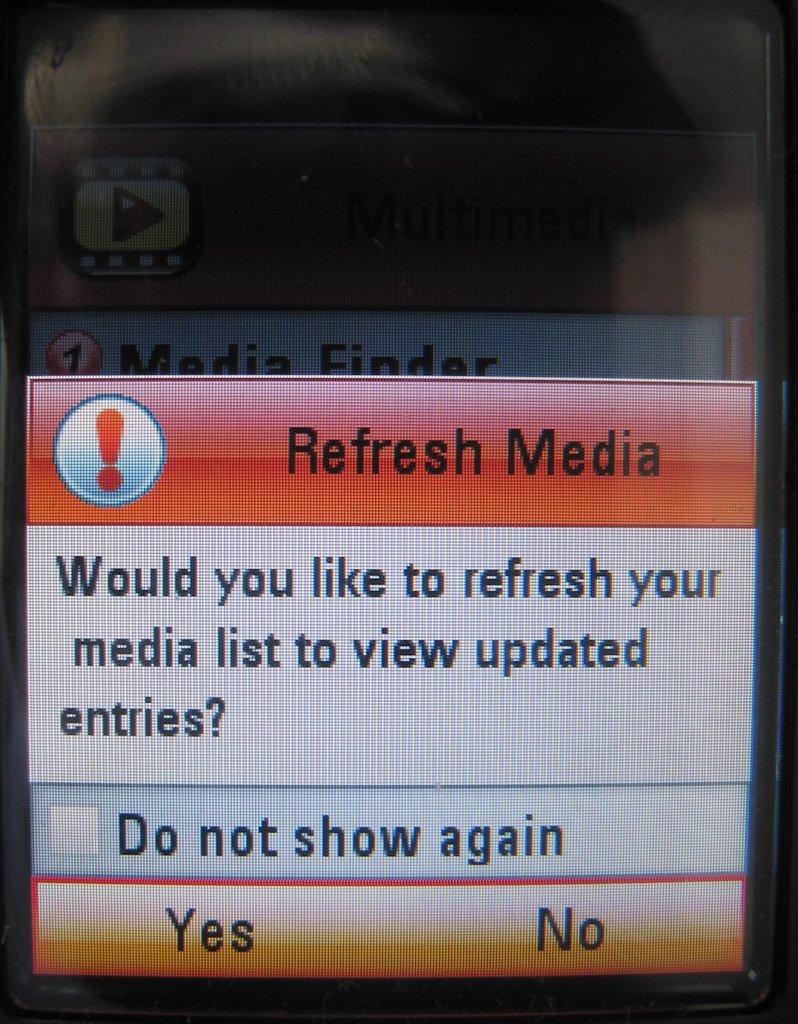 Hands-on Preview: Motorola Rokr E2 music phone