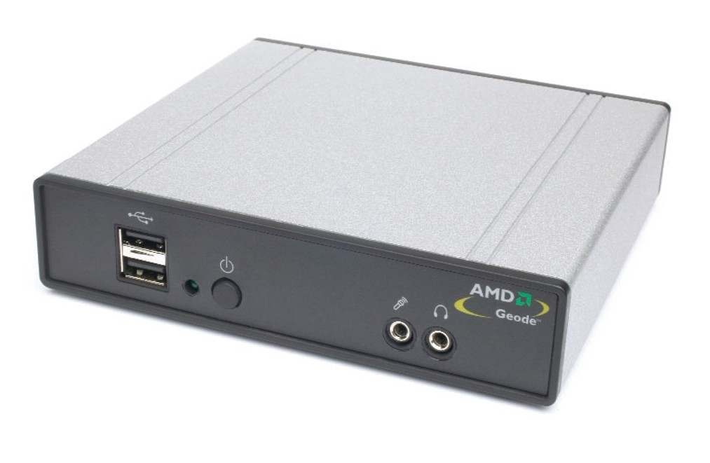 High-performance thin client reference design draws just 6 watts