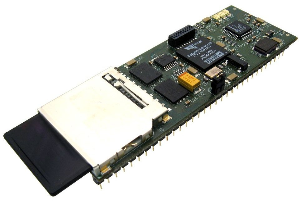 Tiny DSP module VoIP-enables factory equipment