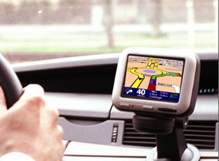 Device Profile: TomTom Go in-car GPS navigation system