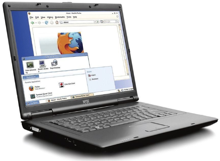 Wyse beefs up thin clients