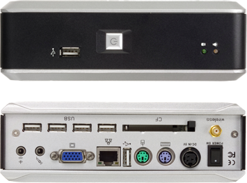 Review: DM and P/Icop eBox 4300