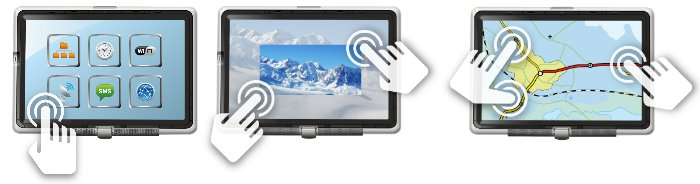 Android angling toward multi-touch